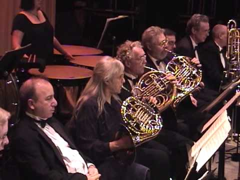 Mother Lode Friends of Music Orchestra Andrei Gorbatenko, conductor, Ron Brickman, piano soloist